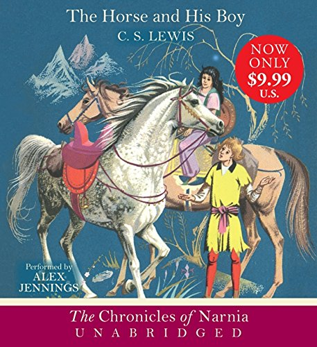 9780062314574: The Horse and His Boy CD (The Chronicles of Narnia)