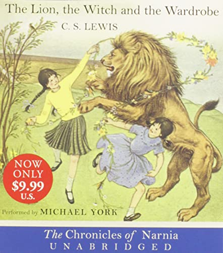 9780062314598: The Lion, the Witch and the Wardrobe CD (The Chronicles of Narnia)