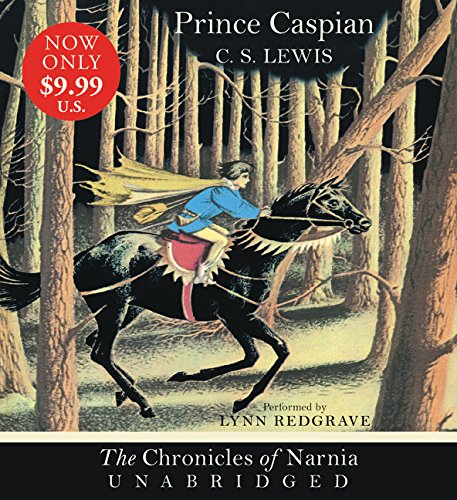 9780062314604: Prince Caspian CD (Chronicles of Narnia)