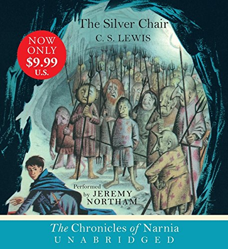 9780062314611: The Silver Chair CD (The Chronicles of Narnia)