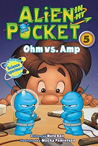 9780062314895: Alien in My Pocket #5: Ohm vs. Amp