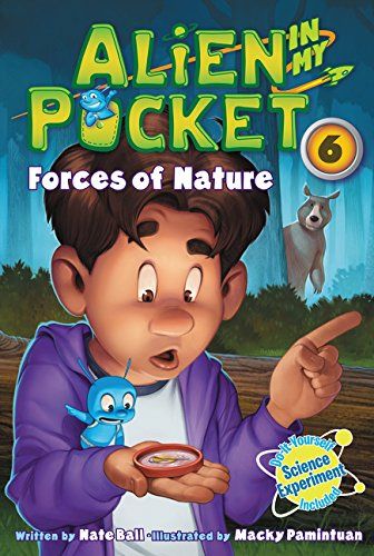 9780062314901: Alien in My Pocket #6: Forces of Nature