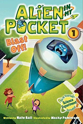 9780062314918: Blast Off! (Alien in My Pocket)