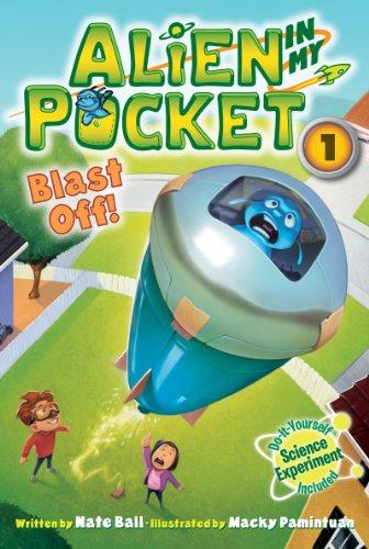 9780062314918: Alien in My Pocket #1: Blast Off!