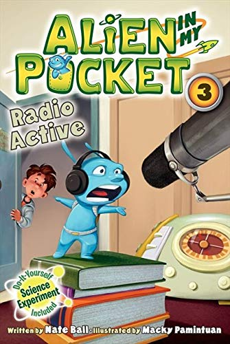 9780062314932: Alien in My Pocket #3: Radio Active