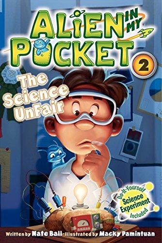 9780062314949: Alien in My Pocket #2: The Science UnFair