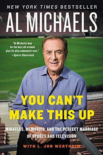 9780062314970: You Can't Make This Up: Miracles, Memories, and the Perfect Marriage of Sports and Television