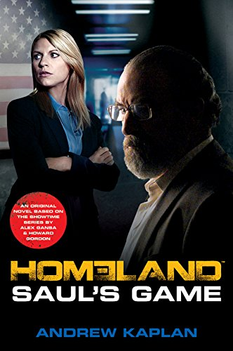 9780062315458: Homeland: Saul's Game: A Homeland Novel (Homeland Novels)