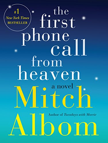 9780062315687: the first phone call from heaven (Signed First Edition