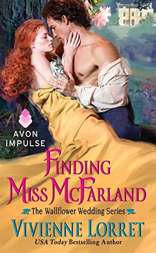 9780062315793: Finding Miss McFarland: The Wallflower Wedding Series