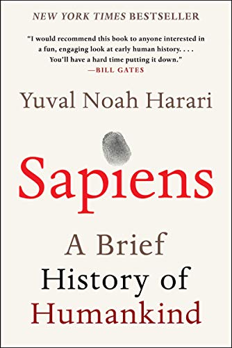 9780062316110: A Brief History of Humankind