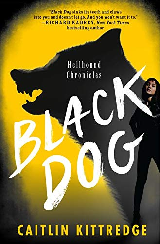 9780062316912: Black Dog (Hellhound Chronicles)