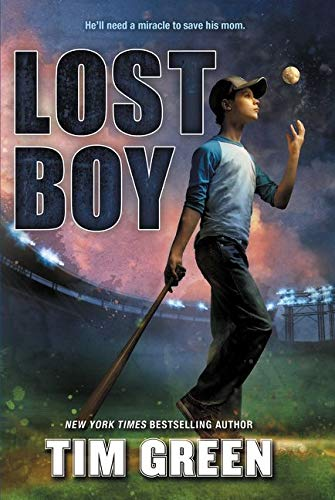 9780062317094: Lost Boy