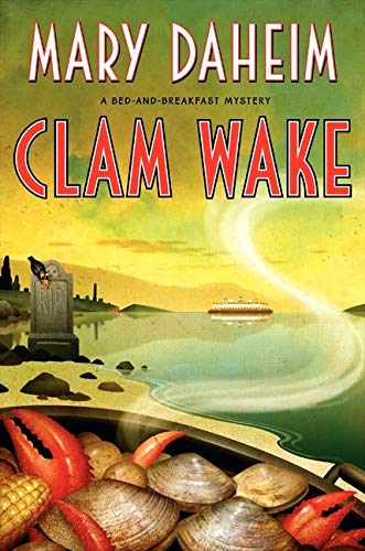 9780062317728: Clam Wake (Bed-And-Breakfast Mysteries)