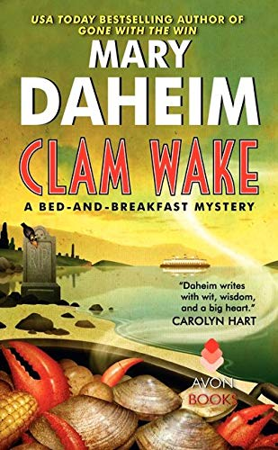 9780062317865: Clam Wake: A Bed-and-Breakfast Mystery (Bed-and-Breakfast Mysteries)