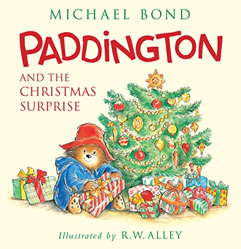 9780062318428: Paddington and the Christmas Surprise