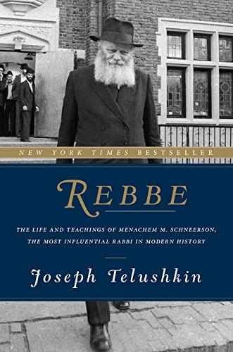 9780062318992: Rebbe