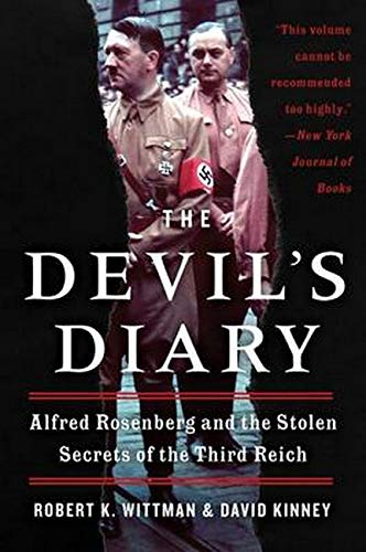 9780062319029: The Devil's Diary: Alfred Rosenberg and the Stolen Secrets of the Third Reich