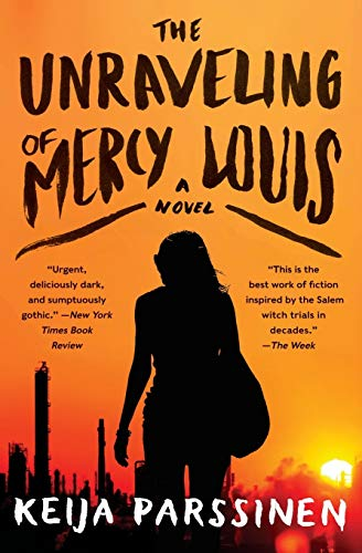 9780062319104: The Unraveling of Mercy Louis: A Novel
