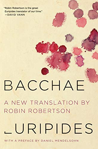 9780062319678: Bacchae