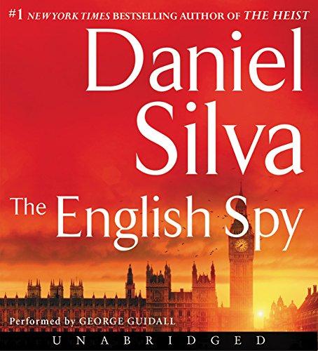 9780062320193: The English Spy CD (Gabriel Allon)
