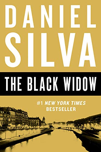9780062320254: The Black Widow (Gabriel Allon)