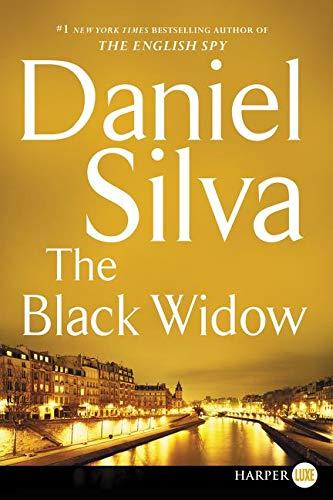 9780062320261: The Black Widow (Gabriel Allon)