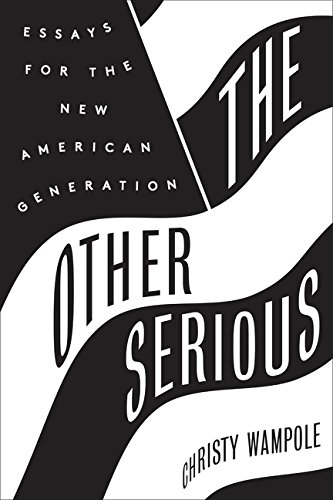 9780062320353: The Other Serious: Essays for the New American Generation