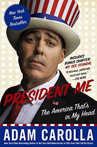 9780062320414: President Me