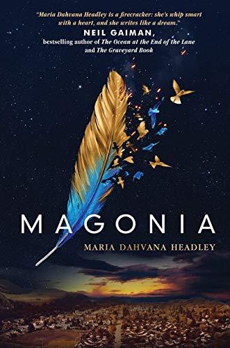 9780062320520: Magonia