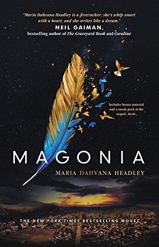 9780062320537: Magonia
