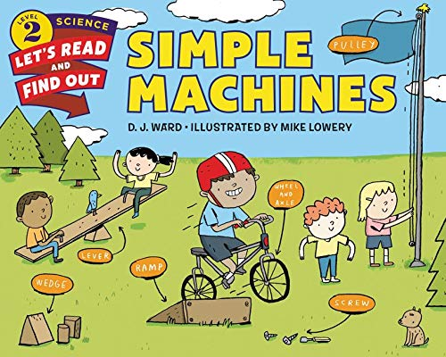 9780062321480: Simple Machines (Let's-Read-And-Find-Out Science 2)
