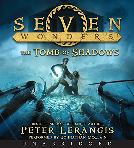 9780062321985: Seven Wonders Book 3: The Tomb of Shadows CD