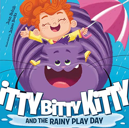 9780062322203: Itty Bitty Kitty and the Rainy Play Day