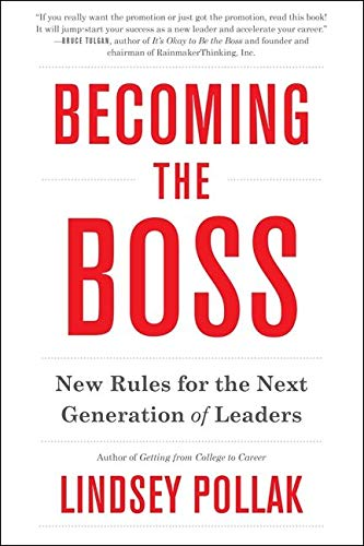 9780062323316: Becoming the Boss: New Rules for the Next Generation of Leaders