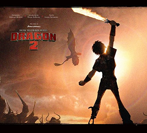 9780062323354: The Art of How to Train Your Dragon 2