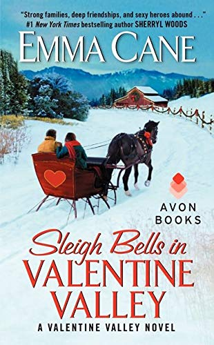 9780062323408: Sleigh Bells in Valentine Valley: A Valentine Valley Novel