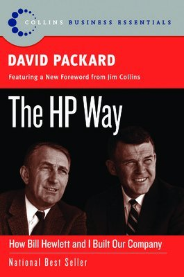 9780062325044: The HP Way : How Bill Hewlett and I Built our Company
