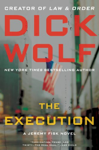 9780062325327: The Execution: A Jeremy Fisk Novel (Jeremy Fisk Novels)