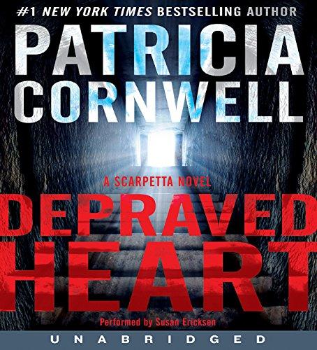 9780062325433: Depraved Heart CD: A Scarpetta Novel