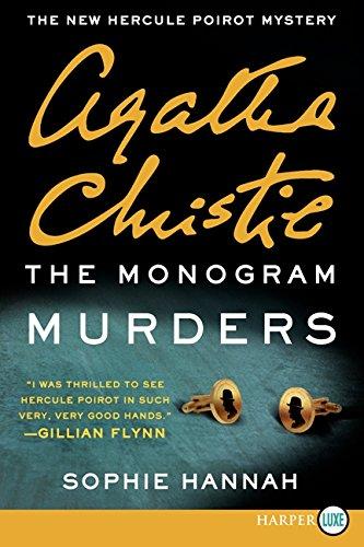 9780062326089: The Monogram Murders: The New Hercule Poirot Mystery (Hercule Poirot Mysteries)