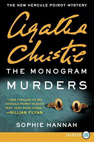 9780062326089: The Monogram Murders LP: The New Hercule Poirot Mystery (Hercule Poirot Mysteries)