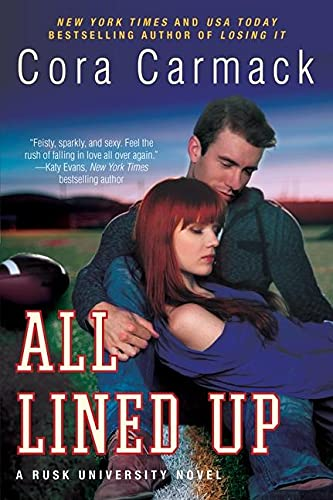 9780062326201: All Lined Up: A Rusk University Novel