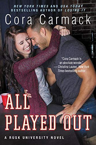 9780062326249: All Played Out: A Rusk University Novel