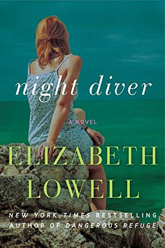 9780062326331: Night Diver: A Novel