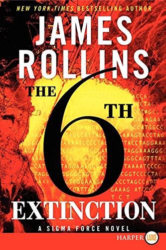 9780062326430: The 6th Extinction LP: A Sigma Force Novel