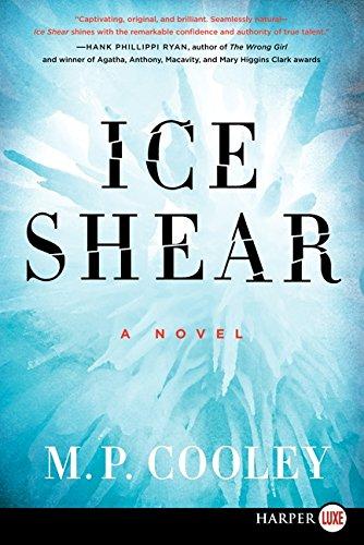 9780062326492: Ice Shear: A Novel (The June Lyons Series)