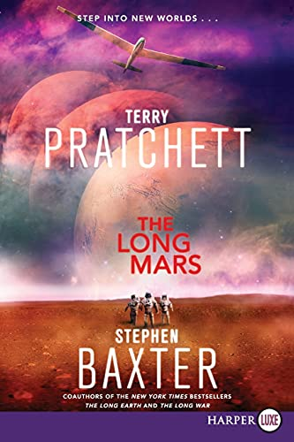9780062326720: The Long Mars LP: A Novel (Long Earth)