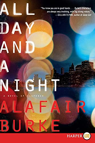 9780062326737: All Day and a Night: A Novel of Suspense (Ellie Hatcher)