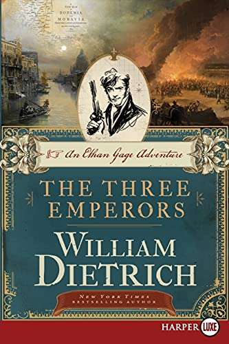 9780062326768: The Three Emperors (Ethan Gage Adventures)